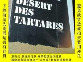 二手書博民逛書店Dino罕見Buzzati LE DESERT DES TART