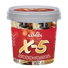 X-5花生巧克力捲心酥全家歡樂桶300g...