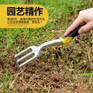 鋁合金花園藝鬆土工具鏟子套裝盆栽種菜養花...