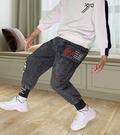 衣童趣(•‿•)韓版男童 百搭大口袋工裝褲 黑色牛仔長褲 秋冬 男童街頭風長褲