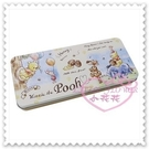 ♥小花花日本精品♥Hello Kitty Disney迪士尼小熊維尼鉛筆盒文具盒鐵盒插畫風氣球日本限定 (預購)