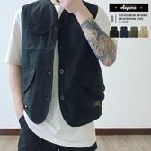 背心  美式多口袋輕工裝背心【K0021】戰術背心 工裝 多口袋 搭配 外套
