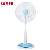 SAMPO聲寶 16吋機械式立扇SK-FV16【愛買】