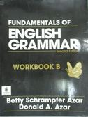 【書寶二手書T1/語言學習_ZIM】Fundamentals of English Grammar Workbook B冊