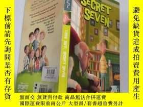 二手書博民逛書店look罕見out,secret seven 小心,秘密七號Y200392