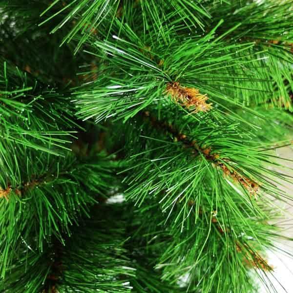 【摩達客】台灣製 4呎/4尺(120cm)特級綠色松針葉聖誕樹裸樹 (不含飾品)(不含燈)(本島免運費)