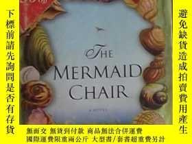 二手書博民逛書店英文原版罕見The Mermaid Chair by Sue M