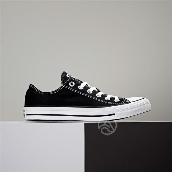 Converse Chuck Taylor All Star 黑色 經典基本款 低筒 帆布鞋 M9166C