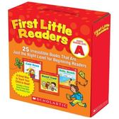 First Little Readers Guided Reading Level A Parent Pack (25 Books)