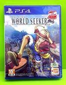 PS4 航海王 尋秘世界 海賊王 中文版