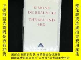 二手書博民逛書店The罕見Second Sex (Everyman s Library classics)波伏娃女性哲學經典 第二