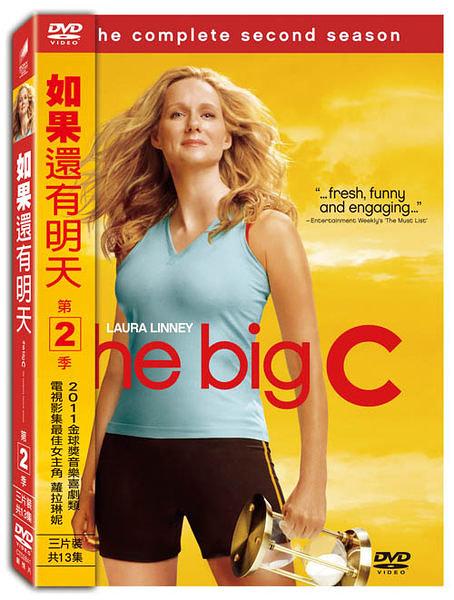 如果還有明天 第二季 DVD The Big C The Complete Second Seaso  蘿拉琳妮 (音