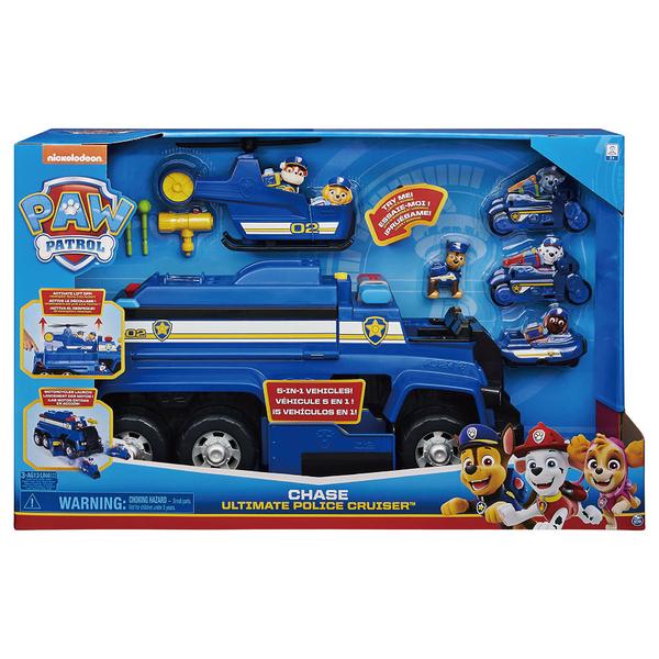 超級狗狗警察巡邏車 玩具反斗城