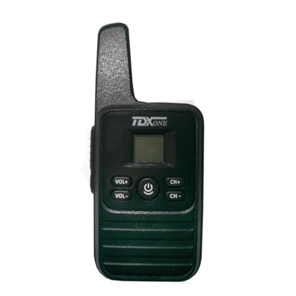 通達信TDXONE對講機民用迷你手持戶外超薄小手臺酒店餐廳TDX1