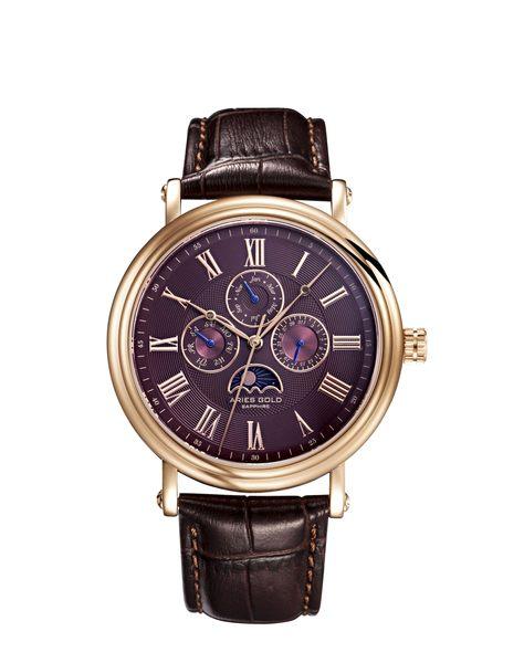 ★Aries Gold★-雅力士手錶-KENSINGTON-G 101 RG-CF-錶現精品公司-原廠公司貨
