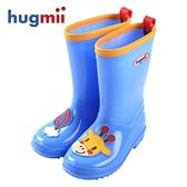 兒童 防滑寶寶膠鞋雨靴 雨鞋男女童時尚水鞋中筒【聚寶屋】