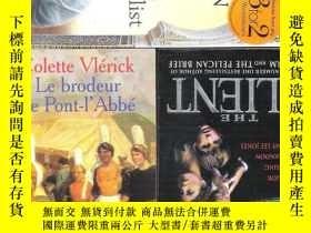 二手書博民逛書店法語小說罕見Le brodeur de Pont-L Abbé