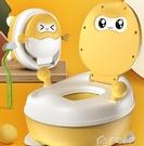 坐便器兒童馬桶坐便器男女孩寶寶便盆小孩嬰兒幼兒專用尿盆尿桶可愛家用YXS 【快速出貨】