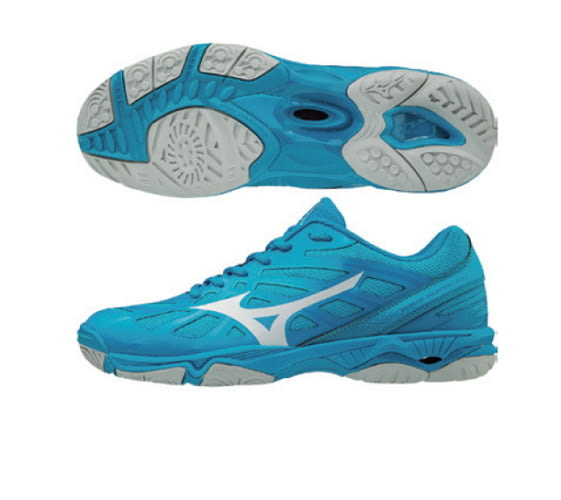 MIZUNO WAVE HURRICANE 3 男排球鞋 V1GA174098~