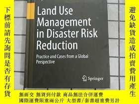 二手書博民逛書店Land罕見Use Management in Disaster Risk Reduc... 進口原版 Y26