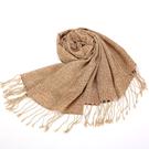 Falchi New York限定豹紋圍巾(駝色)970002