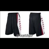 NIKE 籃球褲 Jordan 黑紅 透氣 喬丹 AJ 飛人 運動褲 724843-011【Speedkobe】