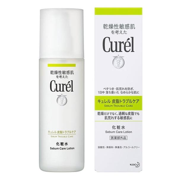 Curel 珂潤 控油保濕化妝水 150ml 全新封膜 效期2022.07【淨妍美肌】