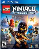 PSV LEGO Ninjago: Shadow of Ronin 樂高旋風忍者:浪人之影(美版代購)