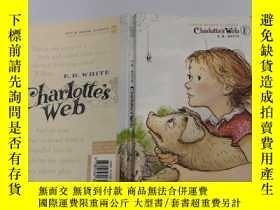 二手書博民逛書店Charlotte s罕見web: 夏洛特的網..Y200392