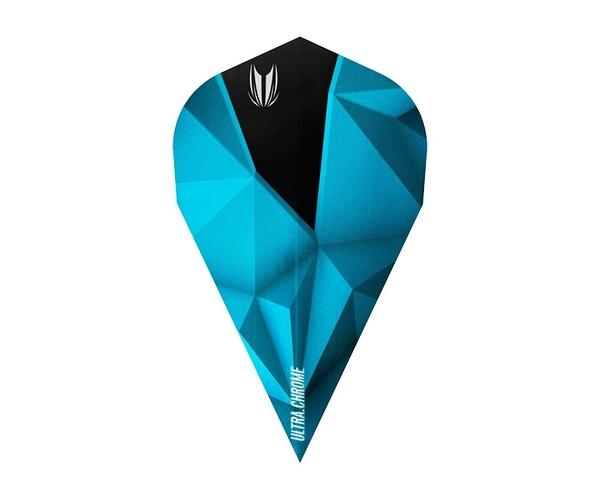 【TARGET】SHARD ULTRA CROME VAPOR Azzurri 333170 鏢翼 DARTS