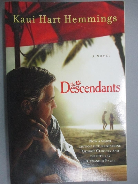 【書寶二手書T5/原文小說_CT8】The Descendants_Hemmings, Kaui Hart
