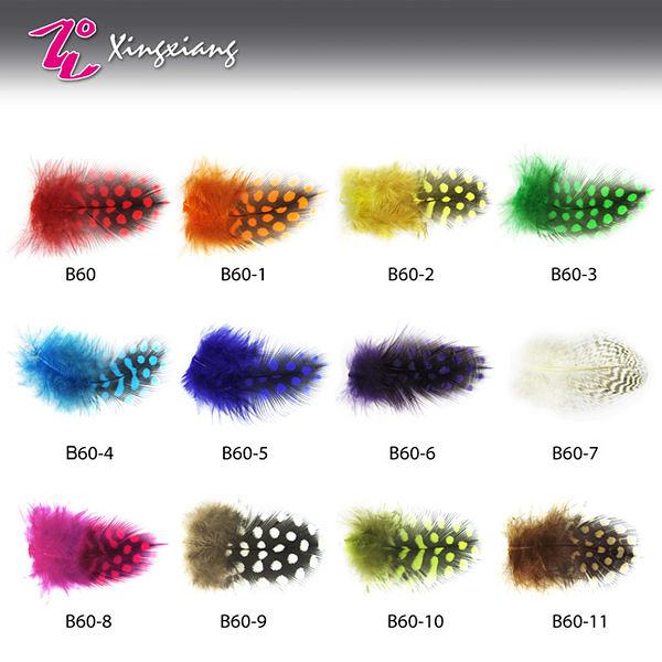 【More colors】美甲貼飾 手工羽毛 3包顏色任選(5根/包) 共12色(形向Xingxiang 水鳥羽毛 指甲彩繪 裝飾)