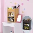 ONE HOUSE-DIY家具-貝里斯多用途桌上架+抽屜/書架/展示架/桌上架/書櫃/化妝桌