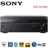 SONY 7.2聲道AV網路環繞擴大機 STR-DN1080