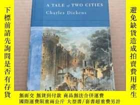 二手書博民逛書店A罕見TALE OF TWO CITIES Charles Di