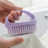 ✭米菈生活館✭【M178】多用途清潔刷 家用 塑料 小刷子 洗衣刷 洗鞋 軟毛刷 洗衣刷 清潔刷