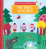 My First Pull-The-Tab Fairy Tale:The Three Little Pigs 三隻小豬推拉書