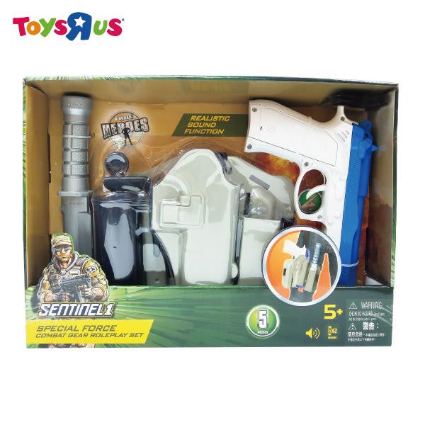 玩具反斗城 TRUE HEROES 軍事武器組