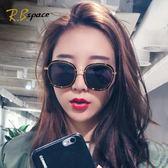 新品新品網紅墨鏡女潮長圓臉復古太陽鏡偏光眼鏡時尚眼睛