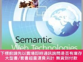 二手書博民逛書店預訂Semantic罕見Web Technologies - Trends And Research In Ont