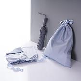 天縱收納袋子束口抽繩小布袋旅行收納袋分裝袋整理便攜裝鞋子雜物 母親節禮物