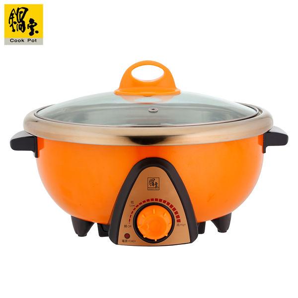 【艾來家電】【分期0利率+免運】鍋寶 (4L)分離式不鏽鋼料理鍋/電火鍋 SEC-420