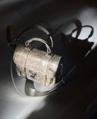 ■專櫃59折 ■Proenza Schouler 全新真品 H00090 PS1 Micro 小羊皮迷你款兩用包 香檳金