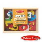 美國瑪莉莎 Melissa & Doug 數學木質磁鐵貼 - 37 pcs