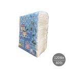【生活大師】迷你擦手紙巾120抽x60包