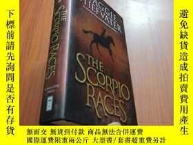 二手書博民逛書店The罕見Scorpio Races[天蠍騎士]Y259724