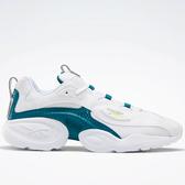 REEBOK ELECTRO 3D LT 男鞋 女鞋 休閒 慢跑 老爹鞋 厚底 復古 白 綠【運動世界】EG6223