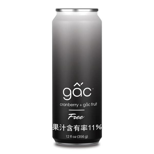 GAC 機能木鱉果綜合果汁 356克 X 8瓶
