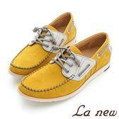 【La new】輕蜓系列 輕量休閒鞋(男221017015)