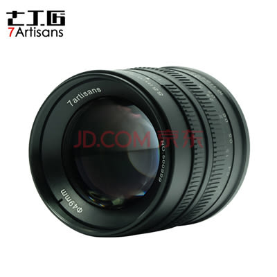 限時免運 七工匠 55mm F1.4 for Sony E mount 黑色 微單鏡頭
